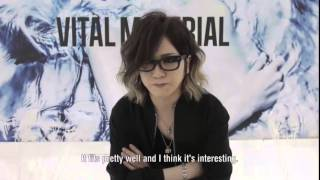 RUKI (the GazettE) | MTV81 | JapON! - [2014.09.05]