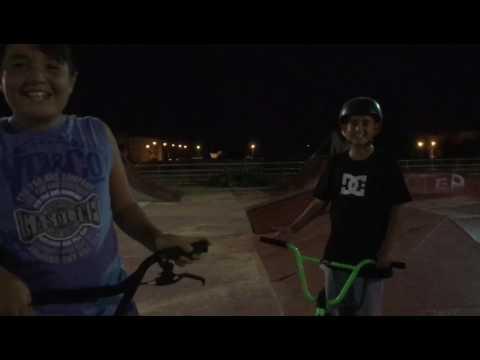 Skate park San. Fernando