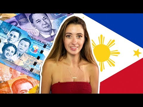 Reacting to Filipino Money: Amazing things from the Philippines