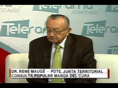 Dr. René Mauge