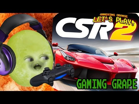 Gaming Grape Plays - CSR RACING 2