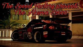 Need For Speed 2015 Akuma S2000