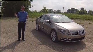 2014 Volkswagen CC Executive Review by Automotive Trends