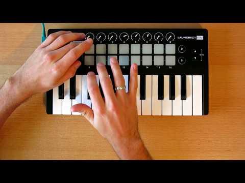 Martin Solveig - All Stars (instrumental) | Hands on launchKEY