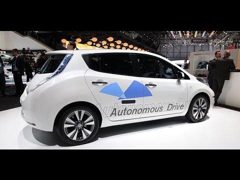 'Driverless vehicles: navigating an autonomous future' with Dr Ingmar Posner