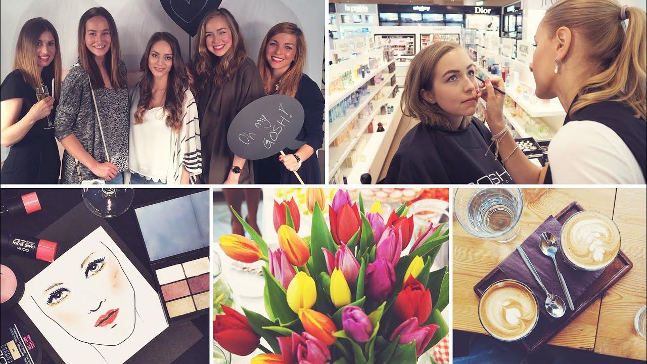 VLOG | Zase spolu & jak vypadá den blogerky!