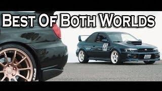 Subaru 2001 RSTI Lethal Pulls! & 2004 STI Is Down