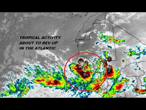 Tropical Activity Likely to Increase in the Atlantic Basin, Oppressive Conditions Continue Northeast