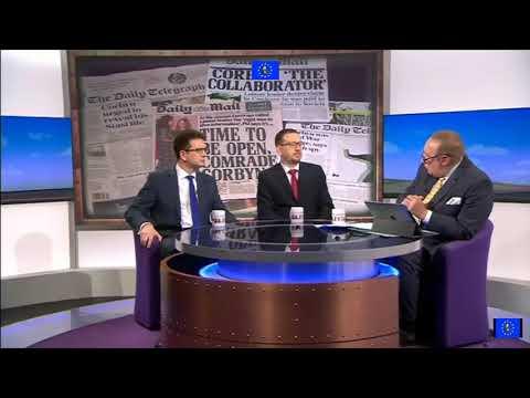 James O'Brien vs right-wing media attacks on Jeremy Corbyn
