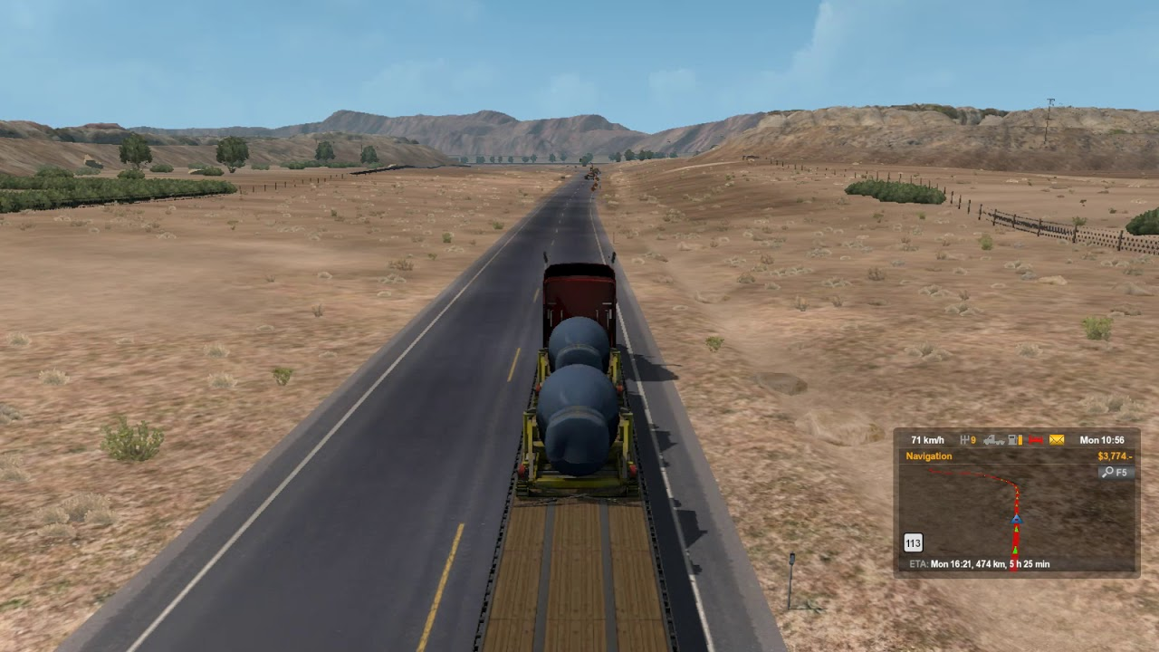 REAL CAT 3406e(15lt) SOUND FOR KENWORTH W900 • ATS mods