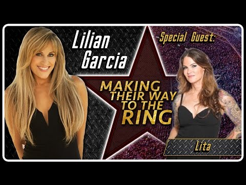 Lita Interview | AfterBuzz TV's Lilian Garcia's Making Their Way To The Ring