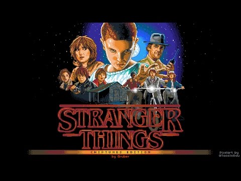 Stranger Things Soundtrack Vol. 1 (Chiptune Edition)