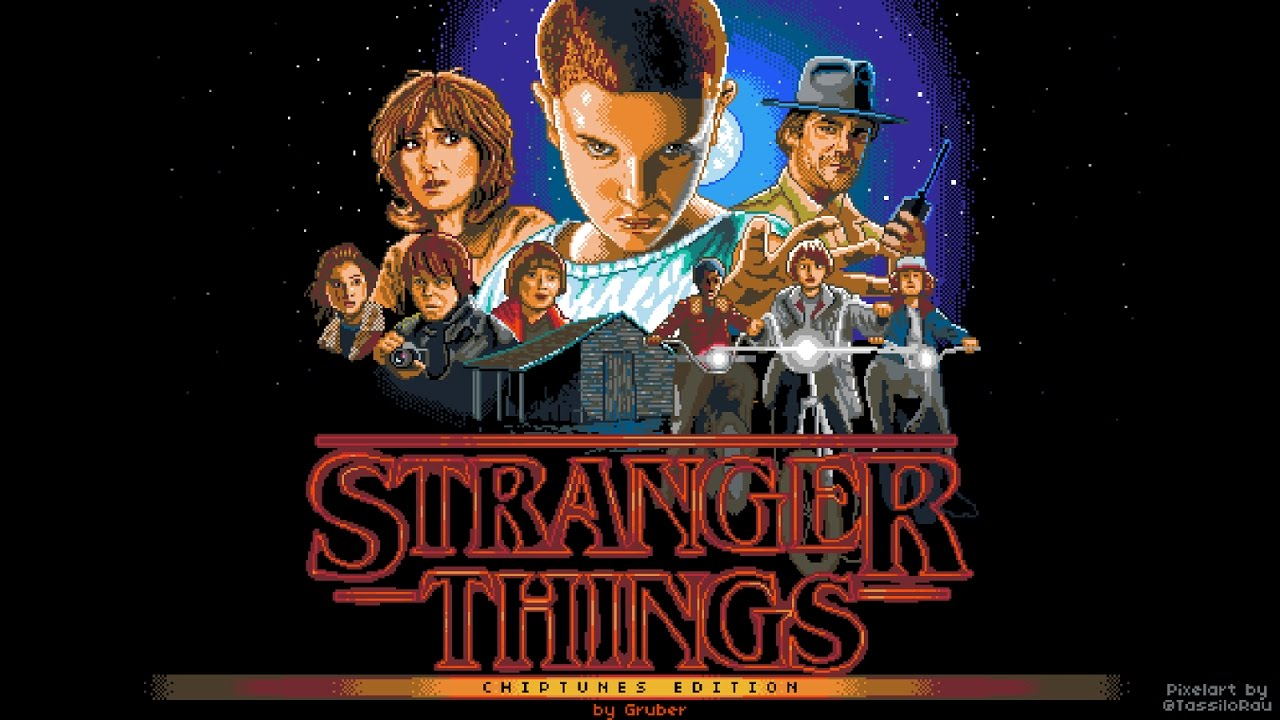 Stranger Things Soundtrack Vol 1 Chiptune Edition Youtube