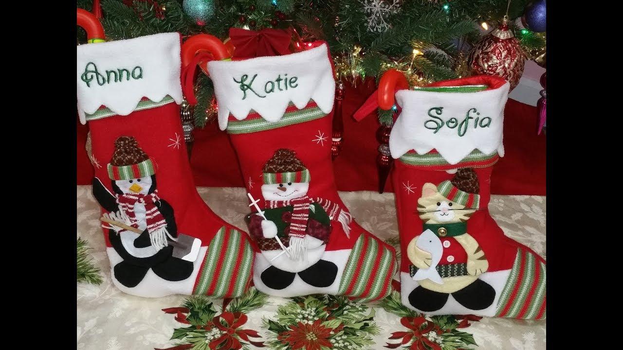 2017 Christmas Stocking Stuffers for Kids!!! - YouTube