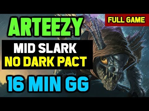 WTF! This Build Works in Top MMR? Arteezy is CRAZY - Nonstop Tower Dives