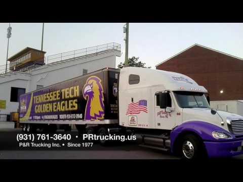 Trucking Company Sparta TN Freight Shipping