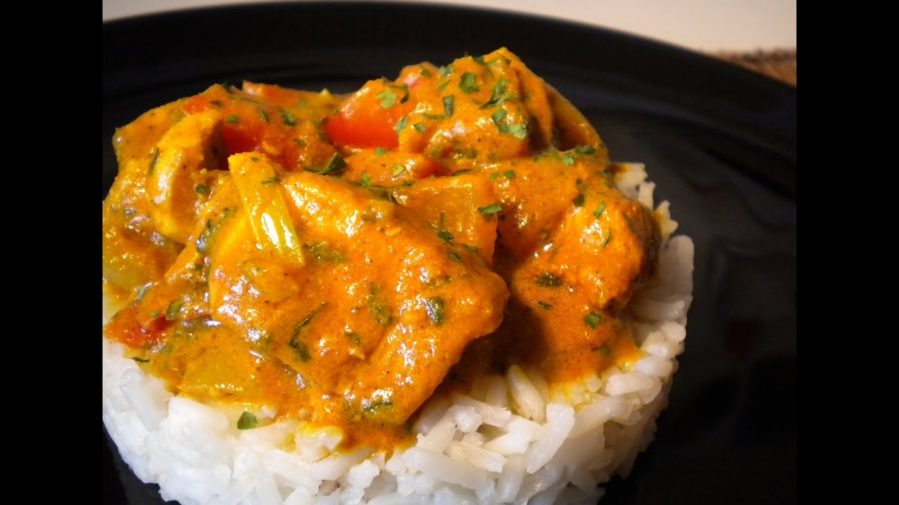 Chicken korma spicy goodness youtube forumfinder Gallery