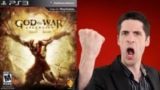 God of War: Ascension game review