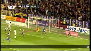 FK  MARIBOR - FK ŽELJEZNIČAR, 18-07-2012, FACE tv GOLOLVI ! Thumbnail