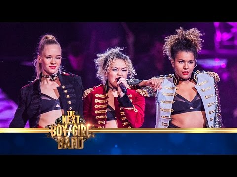 DENISE, DELANY EN RONY RUN THE WORLD! – The Next Boy/Girl Band