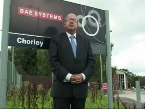 BAe Systems Heapey Depot Conspiracy www.secret-bases.co.uk