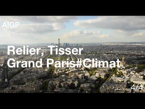 Relier Tisser - Grand Paris#climat - AIGP 2015