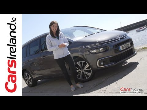 Citroën Grand C4 Picasso Review | CarsIreland.ie