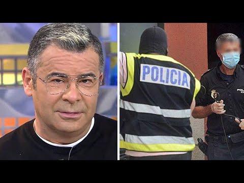 El gran escándalo de Jorge Javier Vázquez en plena polémica de Rocío Carrasco y Fidel Albiac