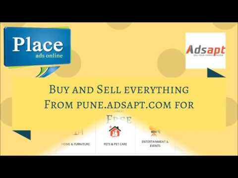 Post Free Classifieds in Pune - pune.adsapt.com