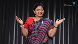 العمل يخلق الفائزين - الدكتور Surekha Bhargava