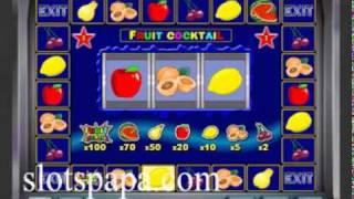 Fruit Coctail — игровой автомат Клубнички(Fruit Coctail (Клубничка) — игровой автомат онлайн с графикой, похожей на классические игровые автоматы Игрософт..., 2012-01-13T11:34:13.000Z)