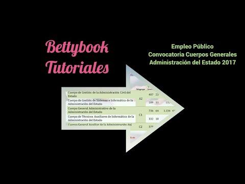empleo-público--convocatoria-de-los-cuerpos-generales-de-la-administración-del-estado-2017
