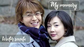 My memory. Winter sonata