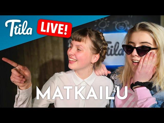 Ttila LIVE: Matkailu (30.4.2010)