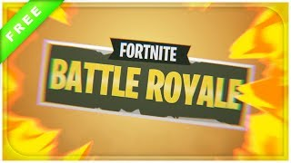 Fortnite Battle Royale Rocket Ride Intro Template | Free Download