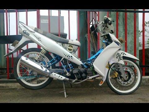 Motor Trend Modifikasi Video Modifikasi Motor Yamaha Vega