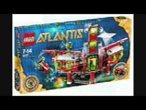Atlantis More Set