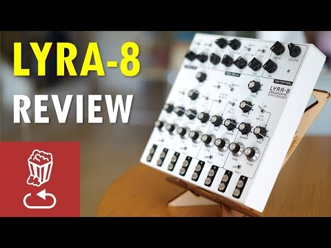 Review: LYRA-8 explained  // SOMA LABS