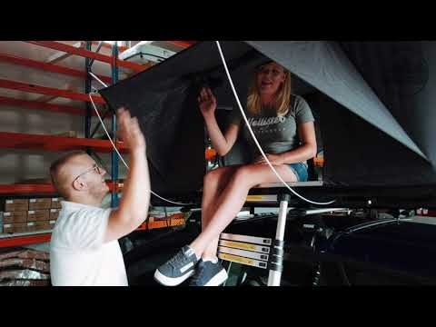Roof top tent INTER-TRADE.at Nimis Generation3 Campingzelt
