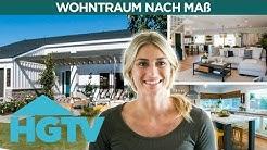 Ein Wohnzimmer im Freien | Wohntraum nach Maß | HGTV Deuschland
