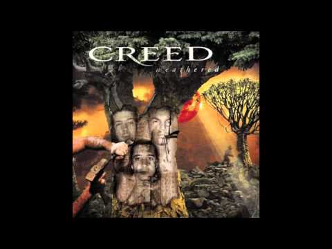 Creed - Weathered (Full Album 2001)