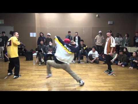 2015 EPOK BATTLE Vol,46 しょんべんbrothers VS 奈良私立一条高校ダンス