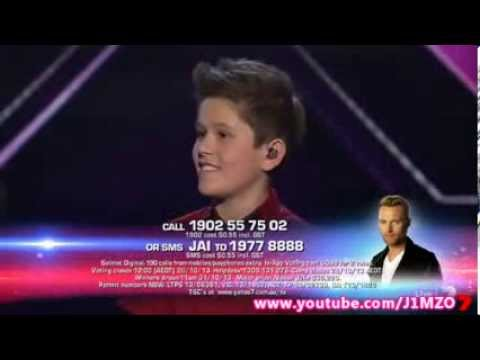 Jai Waetford  Winners Single  Your Eyes  Grand Final  The X Factor Australia 2013