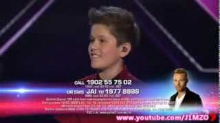 Repeat youtube video Jai Waetford - Winner's Single - Your Eyes - Grand Final - The X Factor Australia 2013