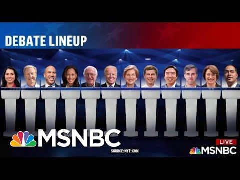 Obama Debate Coach: 2020 Dems Must Hammer President Donald Trump   The Beat With Ari Melber   MSNBC
