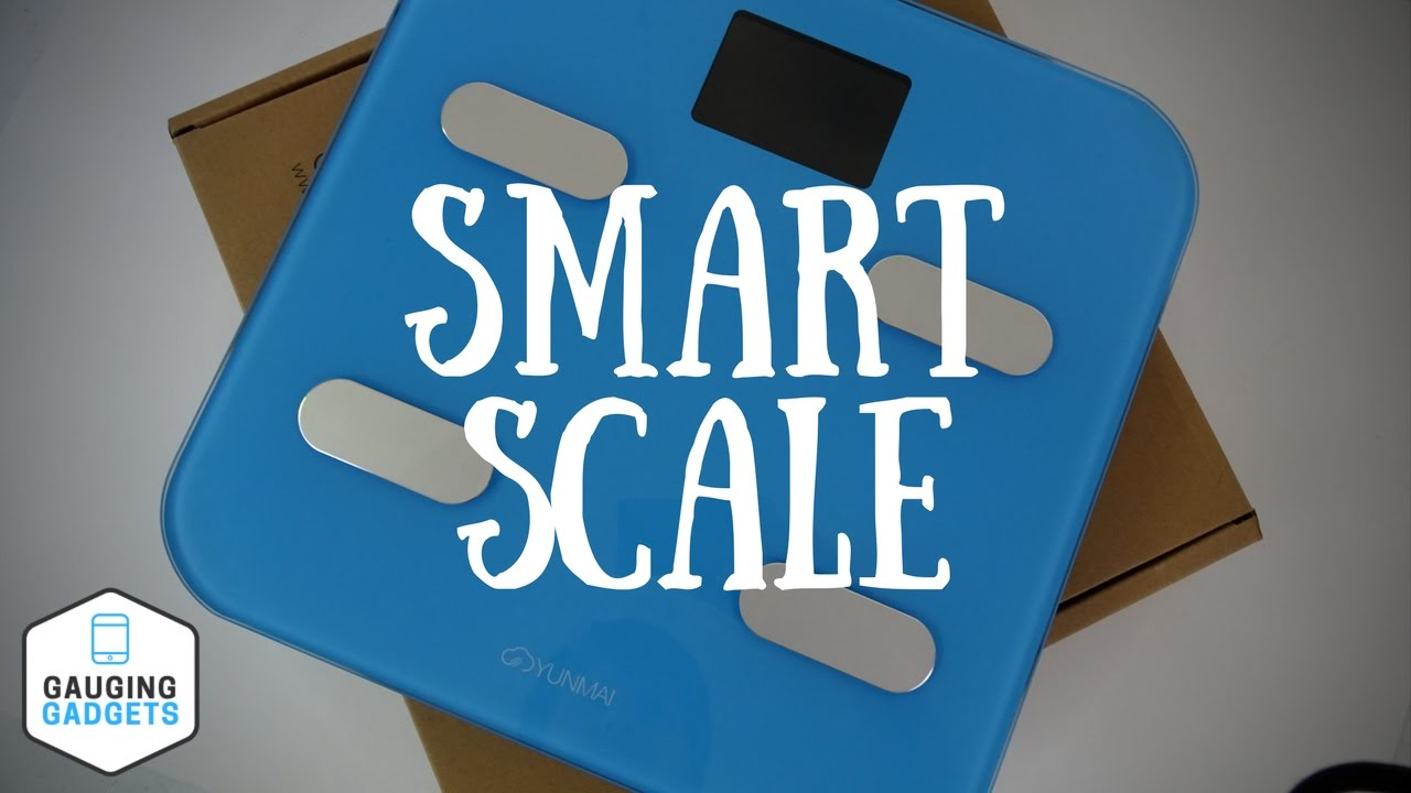 Yunmai Bluetooth Smart Scale Review - Body Fat & Body Composition Monitor