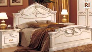 Complete Set: Rossella Italian Traditional Bed Vgcarossellas