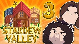 Stardew Valley: Scything in the Rain - PART 3 - Game Grumps