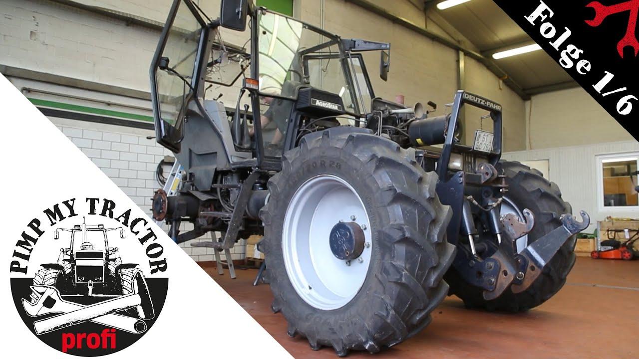 Pimp my Tractor - Teil 1: Einbau Steuergerät | profi #Praktisch