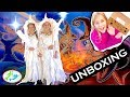 Girls Halloween Costume ideas WHITE WITCH | Theekholms